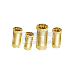Brass Knurled anchors