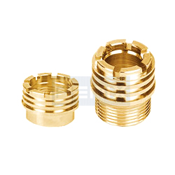 PPR Fittings Brass Inserts